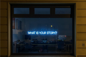 Why You Should Tell Your Hardest Story